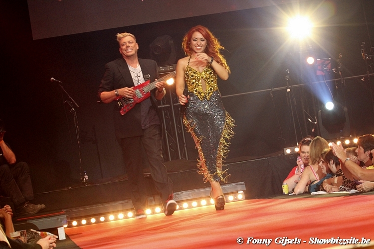 2 Fabiola : Story Awards 2014 in Antwerpen