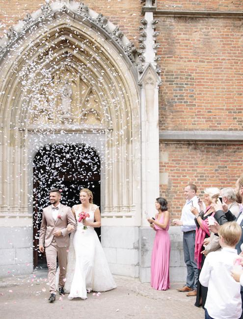 Yanina wickmayer huwelijk met jerome in hasselt