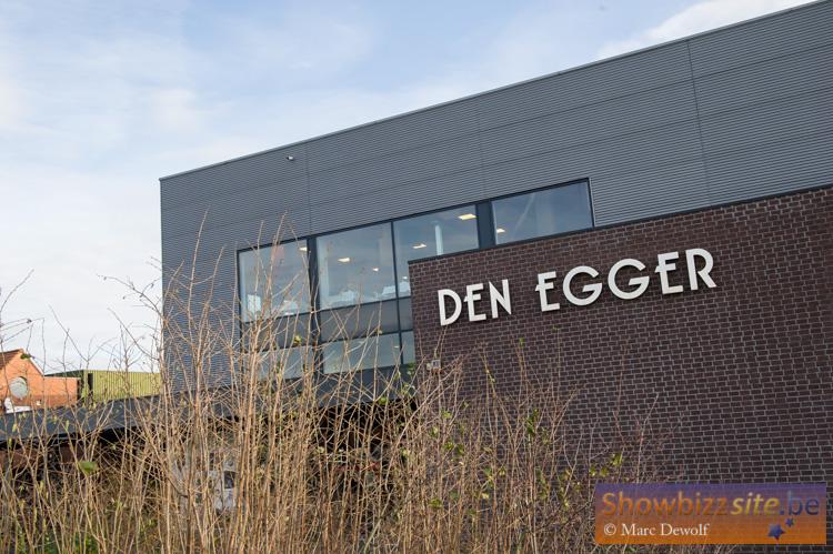 Zjef Vanuytsel : Afscheid in 'Den Egger' in Scherpenheuvel